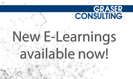 New E-Learnings available now!