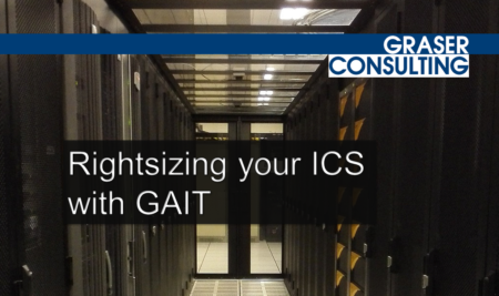 Rightsizing your IT ICS with GAIT