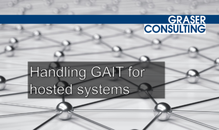 Handling GAIT for hosted systems